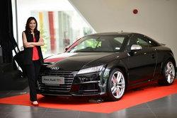 เปิดตัว Audi TTS ใหม่ เคาะ 5.45 ล้าน พร้อมเปิดโชว์รูม 'Audi Center Bangkok' ระดับครบวงจร