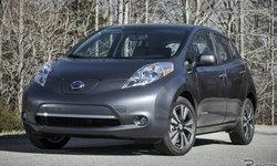 เรียกคืน Nissan Leaf ทั่วสหรัฐฯกว่า 47,000 คัน เนื่องจากพบปัญหาด้านระบบเบรก