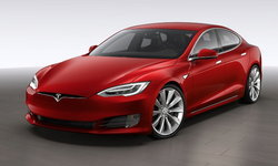 Tesla Model S ไมเนอร์เชนจ์เผยโฉมแล้ว ปรับหน้าหรูเฉียบยิ่งขึ้น