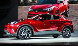 2018 Toyota C-HR เวอร์ชั่นสหรัฐฯ มีเฉพาะเครื่องยนต์ 2.0 ลิตรเท่านั้น
