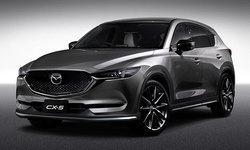 2017 Mazda CX-5 Custom Style พร้อมชุดแต่งสุดเท่เตรียมเปิดตัวที่ญี่ปุ่น