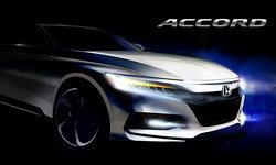 Honda Accord 2017 ใหม่ เผยภาพทีเซอร์ก่อนเปิดตัวครั้งแรก 14 กรกฎาคมนี้