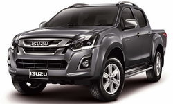 ราคารถใหม่ Isuzu ในตลาดรถประจำเดือนตุลาคม 2560