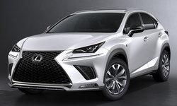 Lexus NX300 และ NX300h 2018 รุ่นไมเนอร์เชนจ์ใหม่ เคาะเริ่ม 2.93 ล้านบาท