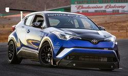 Toyota C-HR R-Tuned 2018 เวอร์ชั่นพิเศษเตรียมเผยโฉมในสหรัฐฯ