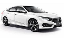 ราคารถใหม่ Honda ในตลาดรถยนต์ประจำเดือนกันยายน 2560
