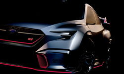 Subaru VIZIV Performance STI 2018 ใหม่ เตรียมเผยโฉมที่งานโตเกียวออโต้ซาลอน