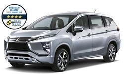 Mitsubishi Xpander 2018 คว้ามาตรฐานความปลอดภัย 4 ดาว ASEAN NCAP
