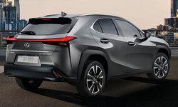 Lexus UX 2018 ใหม่ เอสยูวีรุ่นเล็กเผยโฉมอย่างเป็นทางการแล้ว