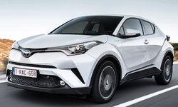 Toyota ครองแชมป์ยอดขายรถพลังงานไฟฟ้าอันดับ 1 ของโลกปี 2017