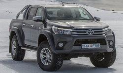 Toyota Hilux Arctic Trucks AT35 2018 ใหม่ เตรียมบุกตลาดอังกฤษ