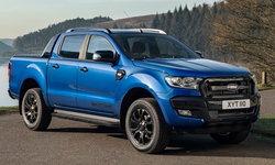 Ford Ranger Wildtrak X 2018 ใหม่ ปรับลุคเข้มพิเศษเผยโฉมที่อังกฤษ