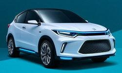 Honda Everus EV Concept 2018 ใหม่ ต้นแบบ HR-V ขุมพลังไฟฟ้า