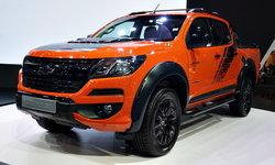 ราคารถใหม่ Chevrolet ในตลาดรถประจำเดือนพฤษภาคม 2561