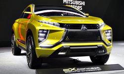 รถใหม่ Mitsubishi - Motor Show 2018