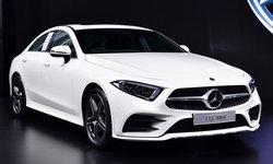 Mercedes-Benz CLS300d 2018 ใหม่ เปิดตัวแล้วที่มอเตอร์โชว์ เคาะ 4.98 ล้านบาท