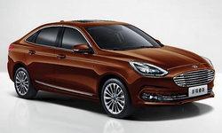 Ford Escort 2018 ไมเนอร์เชนจ์ใหม่เปิดตัวในจีนพร้อมขุมพลัง EcoBoost 1.0 ลิตร