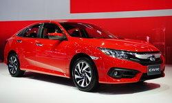 ราคารถใหม่ Honda ในตลาดรถยนต์ประจำเดือนกรกฎาคม 2561