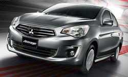 Mitsubishi Attrage Limited Edition 2018 ใหม่ ตกแต่งพิเศษรอบคัน ราคา 526,000 บาท