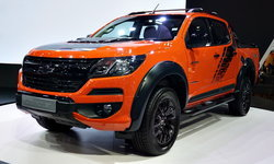 ราคารถใหม่ Chevrolet ในตลาดรถประจำเดือนมิถุนายน 2561