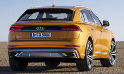 Audi Q8 2018 ใหม่ เอสยูวีดีไซน์สปอร์ตรุ่นใหญ่เผยโฉมแล้ว
