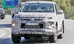 Mitsubishi Triton 2019 ไมเนอร์เชนจ์ใหม่ยกหน้าจาก Pajero Sport