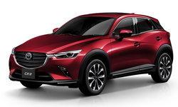 Mazda CX-3 2018 ไมเนอร์เชนจ์ใหม่เปิดตัวแล้ว เริ่ม 8.79 แสนบาท