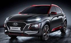 Hyundai Kona Iron Man Edition 2018 ใหม่ เผยโฉมในสหรัฐอเมริกา