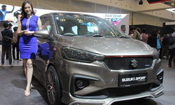 Suzuki Ertiga Sport 2018 ใหม่ ปรับดีไซน์สปอร์ตเผยโฉมที่อินโดนีเซีย