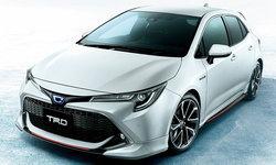 หล่อเว่อร์! Toyota Corolla Sport 2019 พร้อมชุดแต่ง TRD ที่ญี่ปุ่น