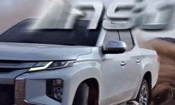 เต็มตา! Mitsubishi Triton 2019 ไมเนอร์เชนจ์ปล่อยคลิปทีเซอร์ก่อนเปิดตัว 9 พ.ย.นี้