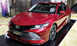 Toyota Camry TRD Sportivo 2019 ใหม่ เผยชุดแต่งรอบคันจาก TRD Japan