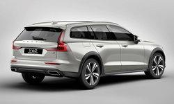 Volvo V60 Cross Country 2019 ใหม่ แวกอนตัวลุยเผยโฉมแล้ว