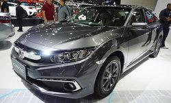 ไปดู Honda Civic 2019 รุ่น 1.8 EL โฉมไมเนอร์เชนจ์ใหม่ ราคา 964,000 บาท