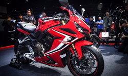 Honda CBR650R และ CB650R 2019 ใหม่ เปิดตัวที่งานมอเตอร์เอ็กซ์โป ราคา 305,000 บาท