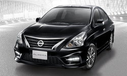 Nissan Almera 2019 ใหม่ ปรับโฉมย่อยเพิ่มออปชั่นทั้งภายนอก-ภายใน เริ่ม 4.45 แสนบาท