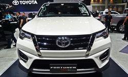 ไปดู Toyota Fortuner TRD Sportivo 2019 ไมเนอร์เชนจ์ใหม่ทั้งภายนอก-ภายใน