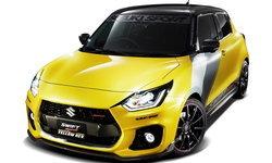 Suzuki Swift Sport Yellow Rev 2019 ใหม่ เตรียมอวดโฉมที่โตเกียวออโต้ซาลอน