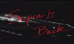 """Toyota Supra 2019 ปล่อยทีเซอร์ใหม่ """"Supra กลับมาแล้ว"""""""