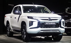 Mitsubishi Triton 2019 ไมเนอร์เชนจ์ใหม่ปรับดีไซน์เฉียบขึ้น เปิดราคาพรุ่งนี้ (10 พ.ย.)