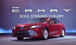 โตโยต้า คัมรีใหม่ Soul Striking Luxury ที่สุดของยนตรกรรมแห่งความเหนือระดับ