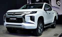 Mitsubishi Triton 2019 ไมเนอร์เชนจ์ใหม่ เผยโฉมที่งานมอเตอร์เอ็กซ์โป