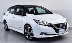 Nissan Leaf 2019 ใหม่ รถไฟฟ้าขายจริงแล้วในไทย ราคา 1.99 ล้านบาท