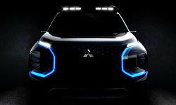 Mitsubishi Engelberg Tourer 2019 ใหม่ ต้นแบบเอสยูวีสุดเฉียบเผยทีเซอร์แล้ว