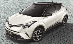 Toyota C-HR 2019 ใหม่ เพิ่มตัวถังสีขาวหลังคาดำ-ล้อลายใหม่ ราคาเริ่ม 979,000 บาท