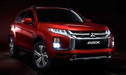 Mitsubishi ASX 2019 ไมเนอร์เชนจ์ใหม่ เผยโฉมก่อนเปิดตัวจริงที่เจนีวา