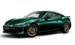 Toyota 86 British Green Limited 2019 พร้อมตัวถังสีเขียวพิเศษวางจำหน่ายที่ญี่ปุ่น