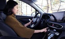 Hyundai Santa Fe 2019 ใหม่ จะมาพร้อมเทคโนโลยีอ่านลายนิ้วมือสุดล้ำ