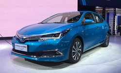 Toyota Corolla Plug-in Hybrid 2019 ใหม่ เตรียมเปิดตัวที่จีน ราคาเริ่มเพียง 9.1 แสนบาท