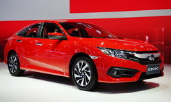 ราคารถใหม่ Honda ในตลาดรถยนต์ประจำเดือนมกราคม 2562